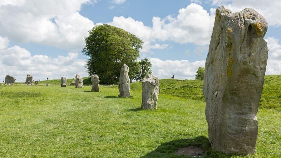 Avebury Steencirkel Engeland