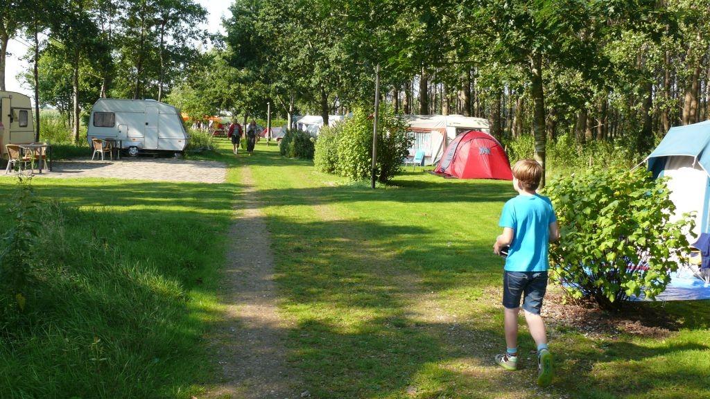 Spirituele camping
