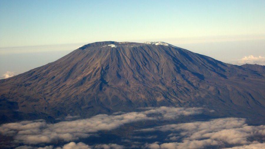 Kilimanjaro krachtplaats in Tanzania