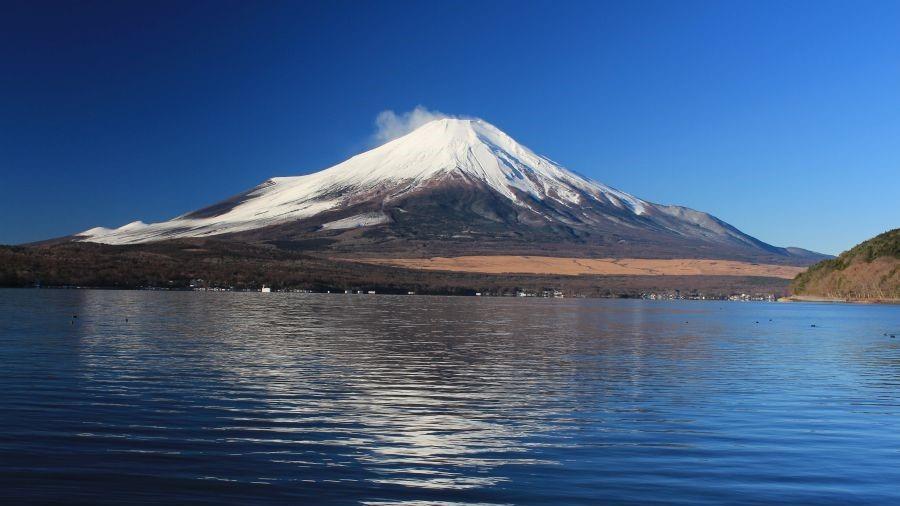 Krachtplaats Mount Fuji