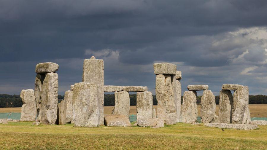 Stonehenge krachtplaats