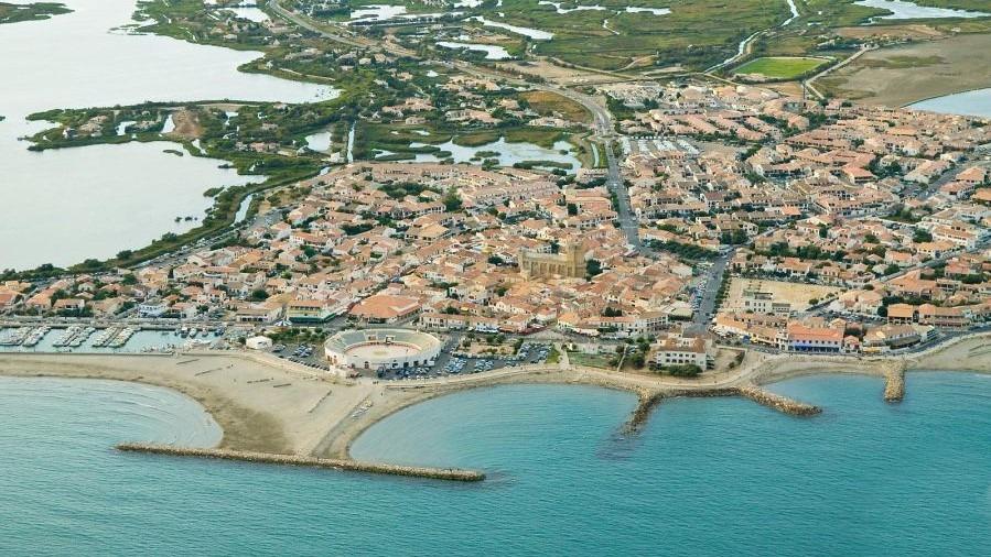 Saintes maries de la mer frankrijk krachtplaatsen - Office du tourisme saintes marie de la mer ...